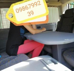 Столик в салон V-класса на Mercedes Vito W638