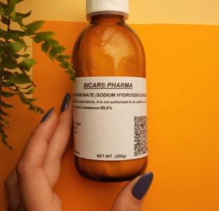 Сода высокоочищенная медицинская. Германия