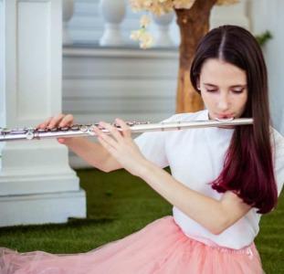УТЕРЯНА ФЛЕЙТА YAMAHA музыкальный инструмент