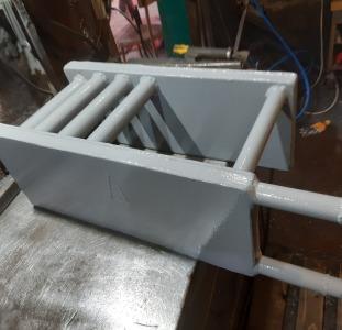 Строительные, ремонт Изготовление котлов в печь, грубу, камины.