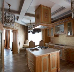 Кухни в современном и классическом стиле под заказ от столярной мастерской Woodstock