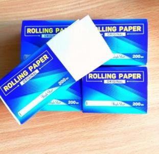 Бумага для самокруток без клейкой ленты