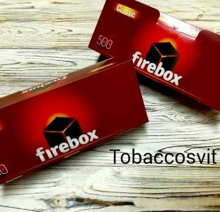 Сигаретные гильзы для Табака Firebox 500