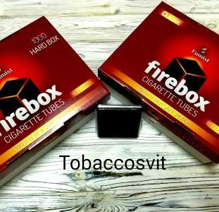 Аксессуары Гильзы для Табака Набор Firebox 1000+1000+Портсигар в Подарок