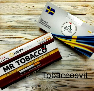 Сигаретные гильзы для Табака MR TOBACCO+High Star