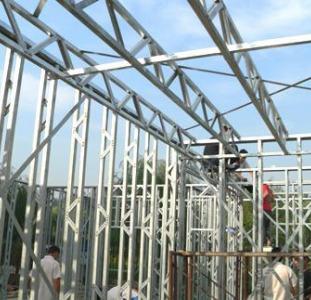 Профили ЛСТК от производителя Киев, любые формы и размеры