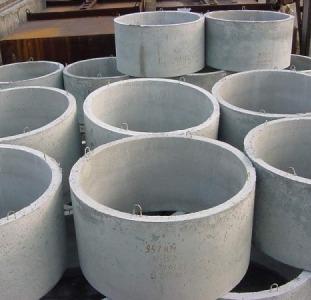 Железобетонные изделия для колодцев, колодцы и сливные ямы под ключ круглый год