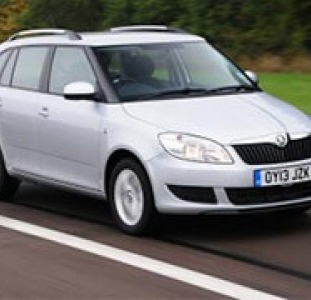 Прокат авто Skoda Fabia Wagon от $14 в сутки