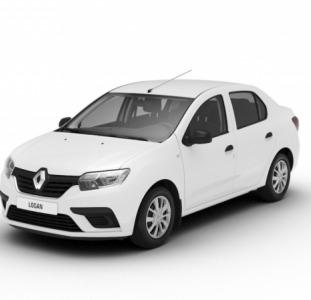 Прокат авто Renault Logan от $8 в сутки