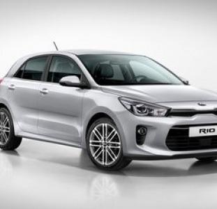 Прокат авто KIA Rio от $15 в сутки