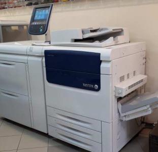 Продам печатную машину Xerox Colour C75 Press