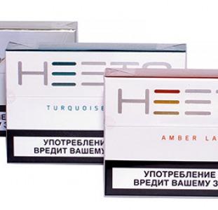 Табачные стики heets