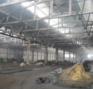 Продам цех 6600 кв м или часть 3300 кв м г.Чугуев