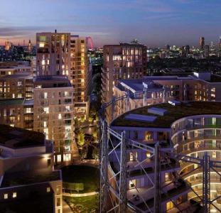 Продам квартиру в новостройке Лондон
