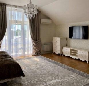 Дом в Киеве, участок 14 соток. Обмен на квартиру в Киеве