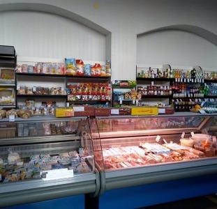 Продам действующий продуктовый магазин,в здании с огромным потенциалом!