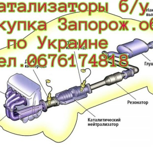Катализатор Куплю Запорожская обл. и по Украине