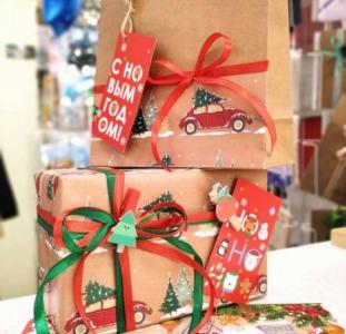 Требуется продавец в отдел упаковки подарков