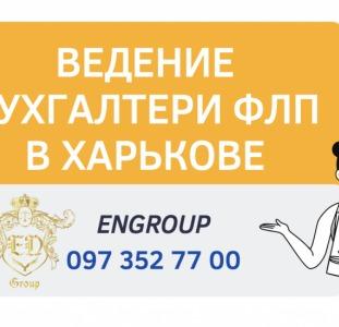 Ведение бухгалтерии ФЛП в Харькове недорого