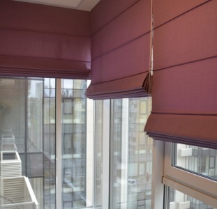 Рулонные шторы в Днепре под заказ