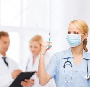 Работа медсестрой в Киеве (предоставляется жилье)