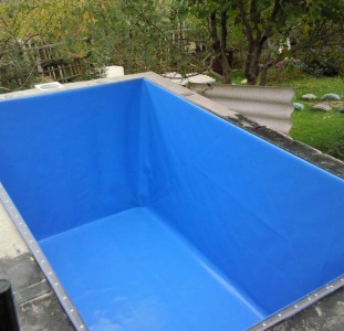 Пленка Лайнер вкладыши для бассейнов и прудов