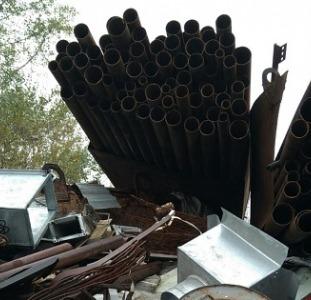 Металл, металлообработка, станки Б/у труба металлическая 100 мм