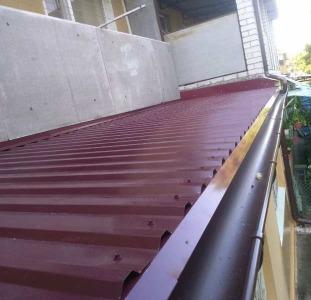 Кровельщики! Ремонт крыши и козырька балкона