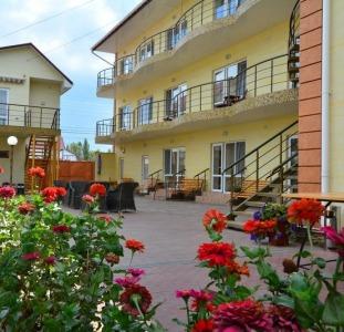 Семейный отдых на Черном море.Отель Адам и Ева.Затока.