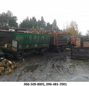 Продам дрова. Дуб сухой, метровый.