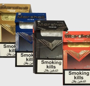 Продажа сигарет Marshall Power, Classic, Ultra,Gold Duty Free опт
