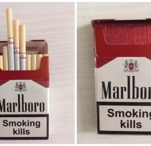 Оптовая продажа сигарет - Marlboro Nano slims Duty Free