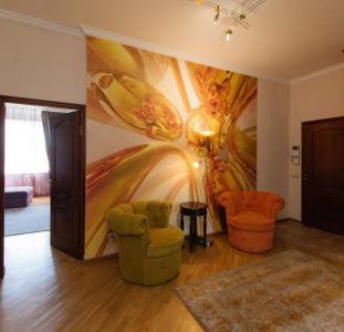 Видовая 3-х комн. кв. 126м2 с мебелью, ул. Срибнокильская, 14А, Без %