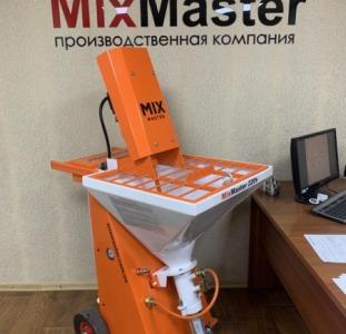 Другое Продается штукатурная станция MixMaster 220 v