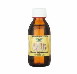 Масло от варикоза Organic for Naturals Oils 135 мл.