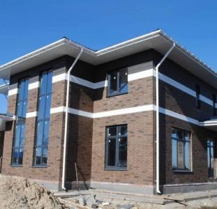 Строительство домов, таунхаусов. Энергосберегающие дома на заказ Днепр.