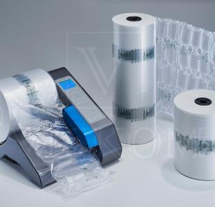 Упаковочное оборудование AirWave, производство воздушной упаковки