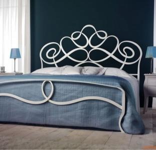Кованые Художественные Кровати