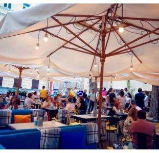 Услуги для бизнеса Продажа зонтов для кафе, ресторанов Киев и вся Украина