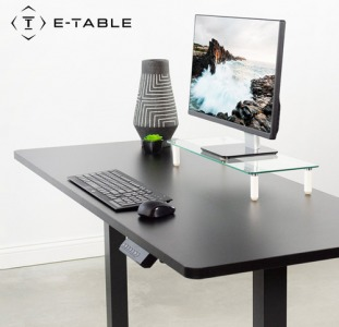 Столы E-TABLE – лучший стол для работы стоя
