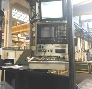 ПАМА speedram 1 CNC Горизонтально-расточные с подвижной колонной