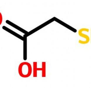 Тиогликолевая кислота