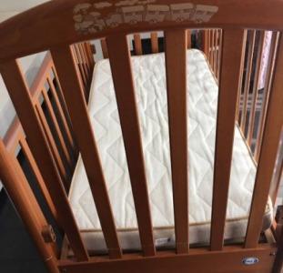 Продам детскую кроватку производство Италия