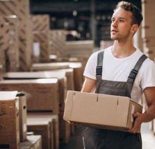 Работа в Польше оператором склада Amazon