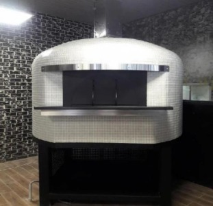 Дровяная печь для пиццы Помпейская