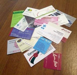 Печать листовок, визиток, еврофлаеров