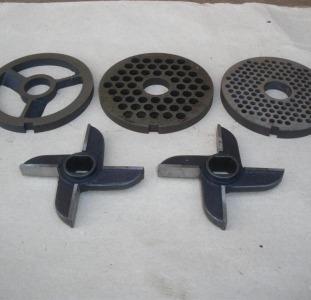 Ножи для мясорубок МИМ 300, МИМ 600,ТМ 32, МИМ 80.