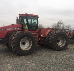 Сельхоз. техника Трактор колесный   Case STX 500  мощн. 550л.с  2006год