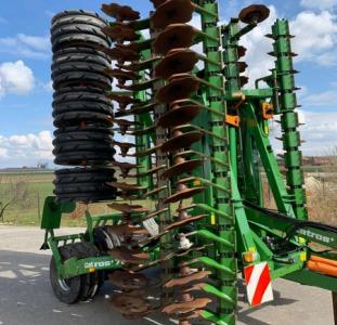 Сельхоз. техника Дисковая борона Amazone Catros 6001 2008 год 6 метров