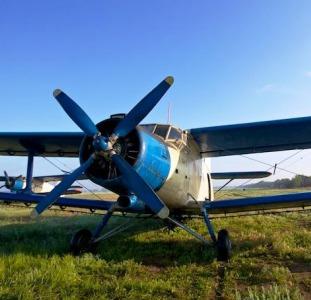 Авиация для сельского хозяйства